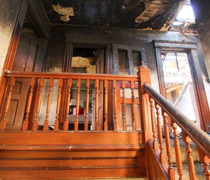 Fire Damage What can SERVPRO do for you?