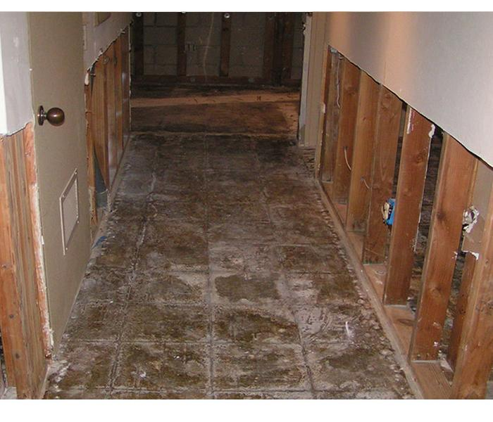 General Property Restoration Can Be a Messy Business