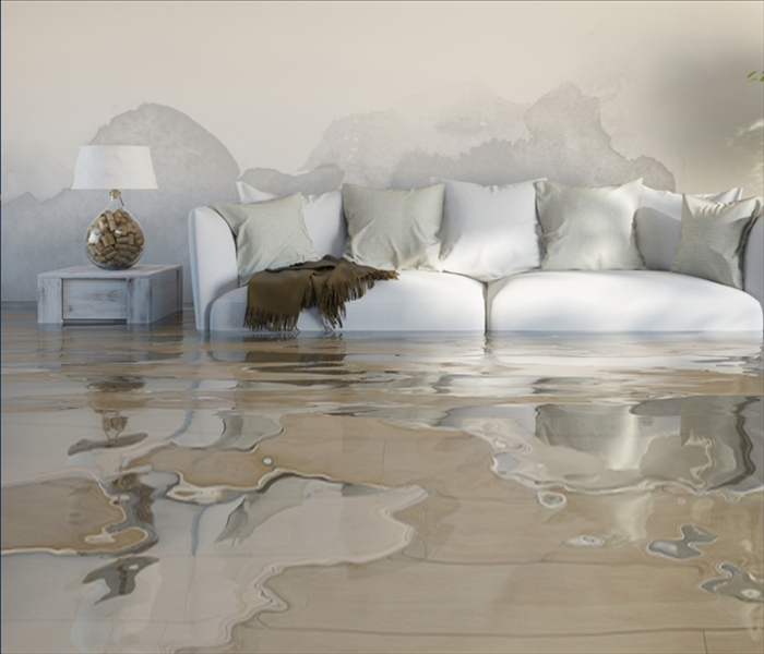 Water Damage The water damage restoration process