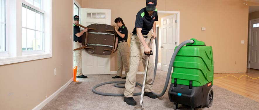 San Luis Obispo, CA residential restoration cleaning